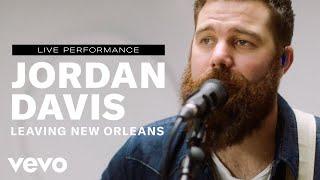Смотреть клип Jordan Davis - Leaving New Orleans