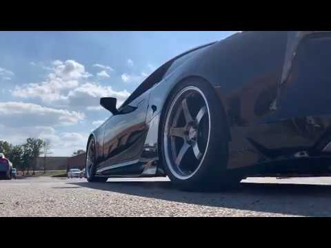 2019 Lexus LC500 w/ ARMYTRIX Catless Straight-pipe Exhaust, Aggressive Acceleration!