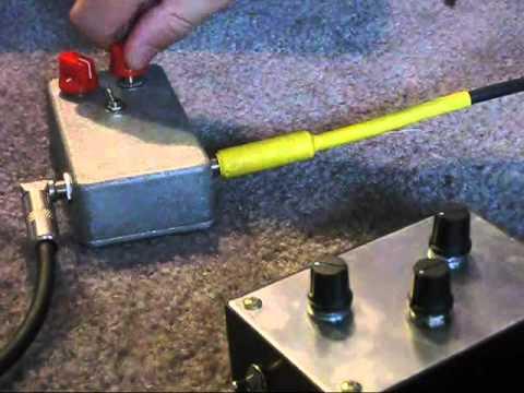 passive audio notch filter