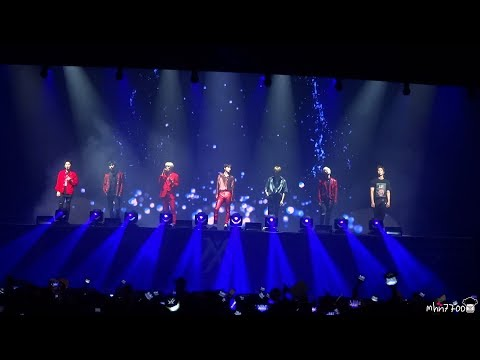 [HD fancam] 170809 Monsta X - Broken Heart (20/31)