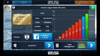 Dream League Soccer Android xem mà chửi bậy rút thẻ đỏ