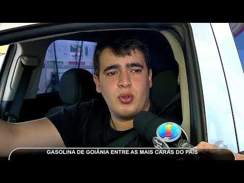 JMD (28/06/18) - Gasolina Em Goiânia é A 3ª Mais Cara Do País