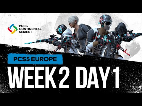 PCS5 Europe Grand Final - Week 2 Day 1