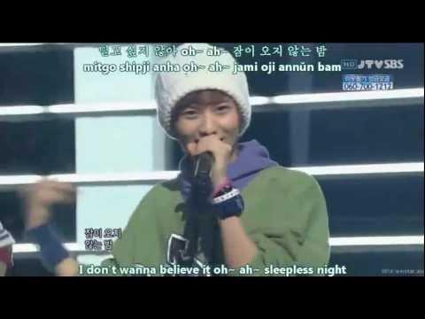 [kpopsubs] SHINee - Jojo with Romanized, English, and Hangul Lyrics