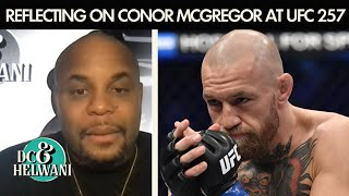 Cormier: We didn't see Conor McGregor's swagger at UFC 257 | DC & Helwani