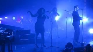 Marco Mengoni Live 2016 - One dance + Onde - Mantova Palabam 12 novembre 2016