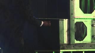 The magic of Axel & Kelly - Minicub Zag Illusion
