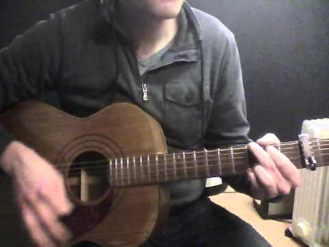 The Green Fields Of France, guitar strumming pattern - YouTube