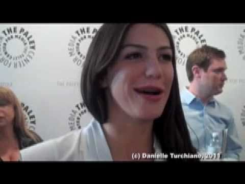 Genevieve Cortese talks about playing Ruby vs herself on 'Supernatural' and A Dog's Life Rescue!