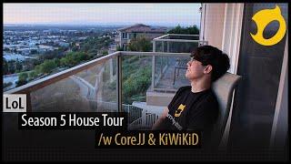 Season 5 House Tour /w CoreJJ & KiWiKiD