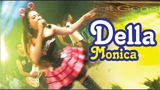 DELLA MONICA POLISI KOPLO By Daniya Shooting Siliragung