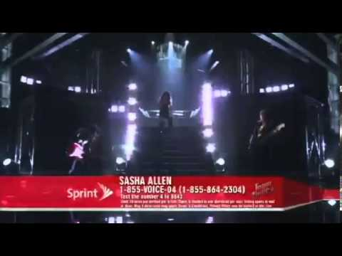 Sasha Allen performs Before He Cheats on The Voice USA