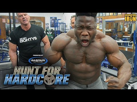 The Complete Insanity Of NDO Champ At Diamond Gym | Hunt For Hardcore (EP 7)