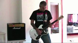 The Ramones featuring Eddie Vedder - Anyway You Want It (guitar cover)