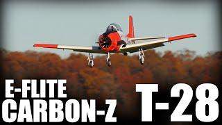 E-Flite Carbon-Z T-28 | Flite Test