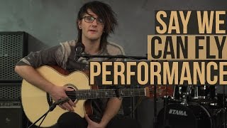 SayWeCanFly - Live Performance at Guitar World Studios