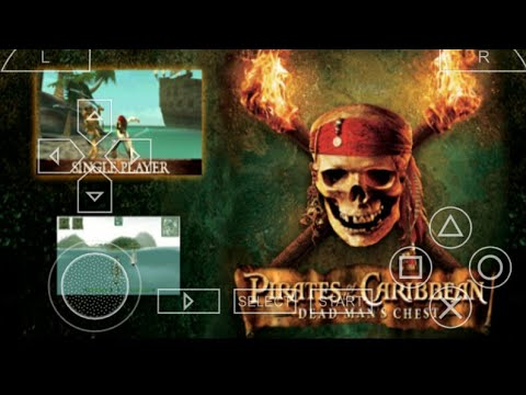 Download PIRATES OF CARIBBEANS:Dead Man's Chest (200MB)