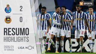 Highlights   Resumo: FC Porto 2-0 Rio Ave (Liga 20/21 #16)