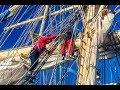 "Sailing on the tall ship ""Fryderyk Chopin"" - sea adventure"