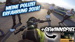 Meine Begegnungen mit der Polizei 2018! + Gewinnspiel