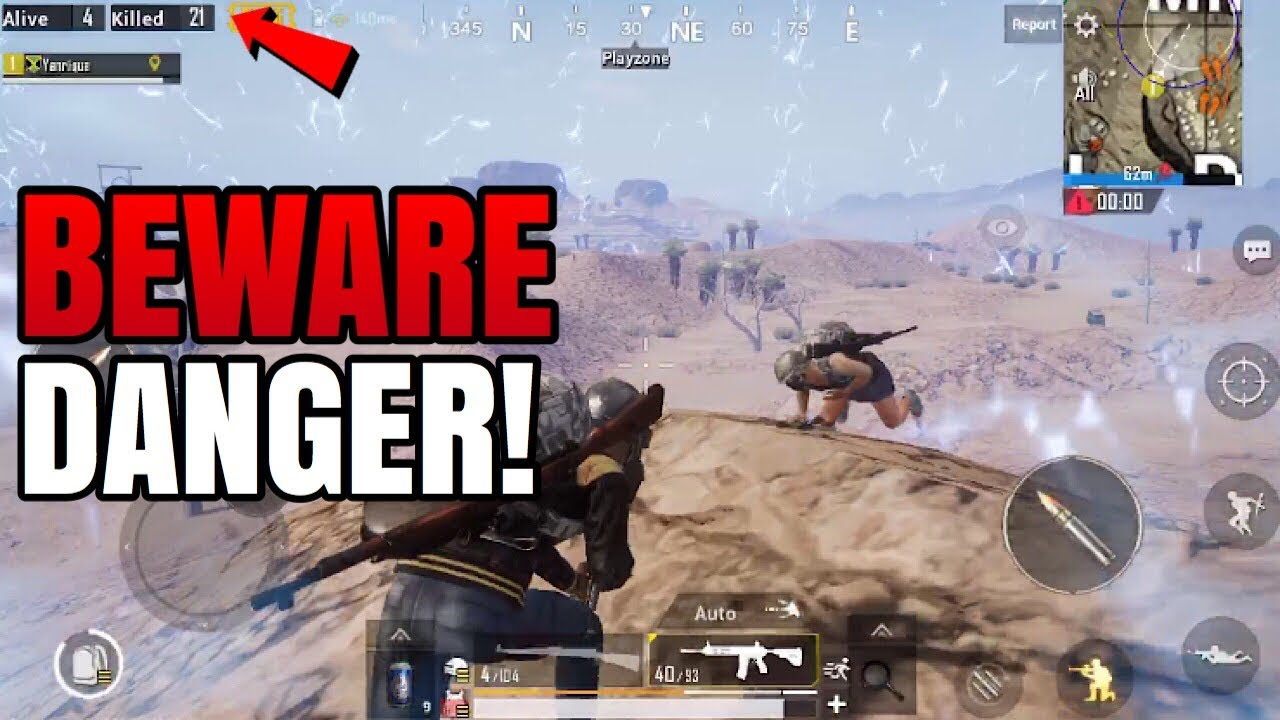 Image result for Why PUBG Game is Dangerous?
