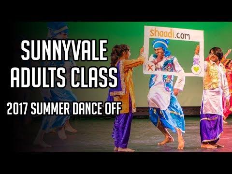 Sunnyvale Adults Class - 2017 Summer Dance Off