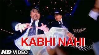 Kabhi Nahi Video Song Adnan Sami | Tera Chehra | Feat. Amitabh Bachchan