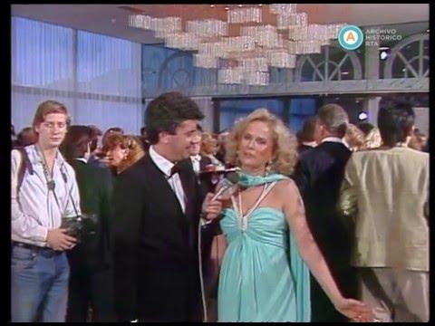 Oscar de la Renta en Argentina, 1989