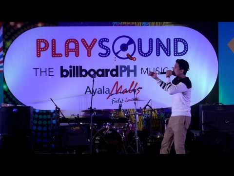Kapit - Christian Bautista at BillboardPh Launch in Trinoma (May 13, 2017)