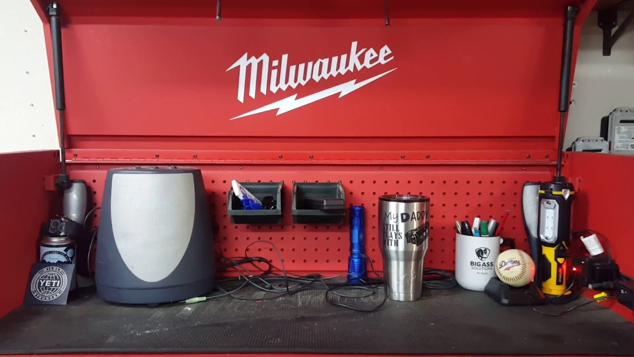 Milwaukee Toolbox 1 Year Review | FunnyCat.TV