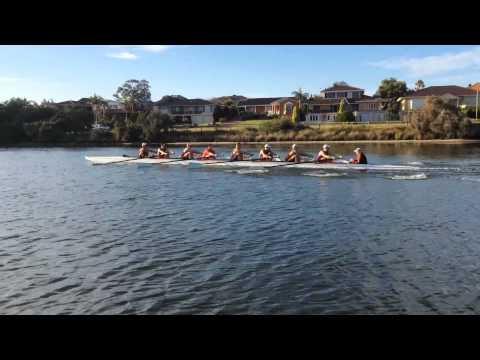 Aquinas College Rowing Video 2015