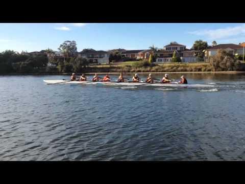 Aquinas College Rowing Video 2015