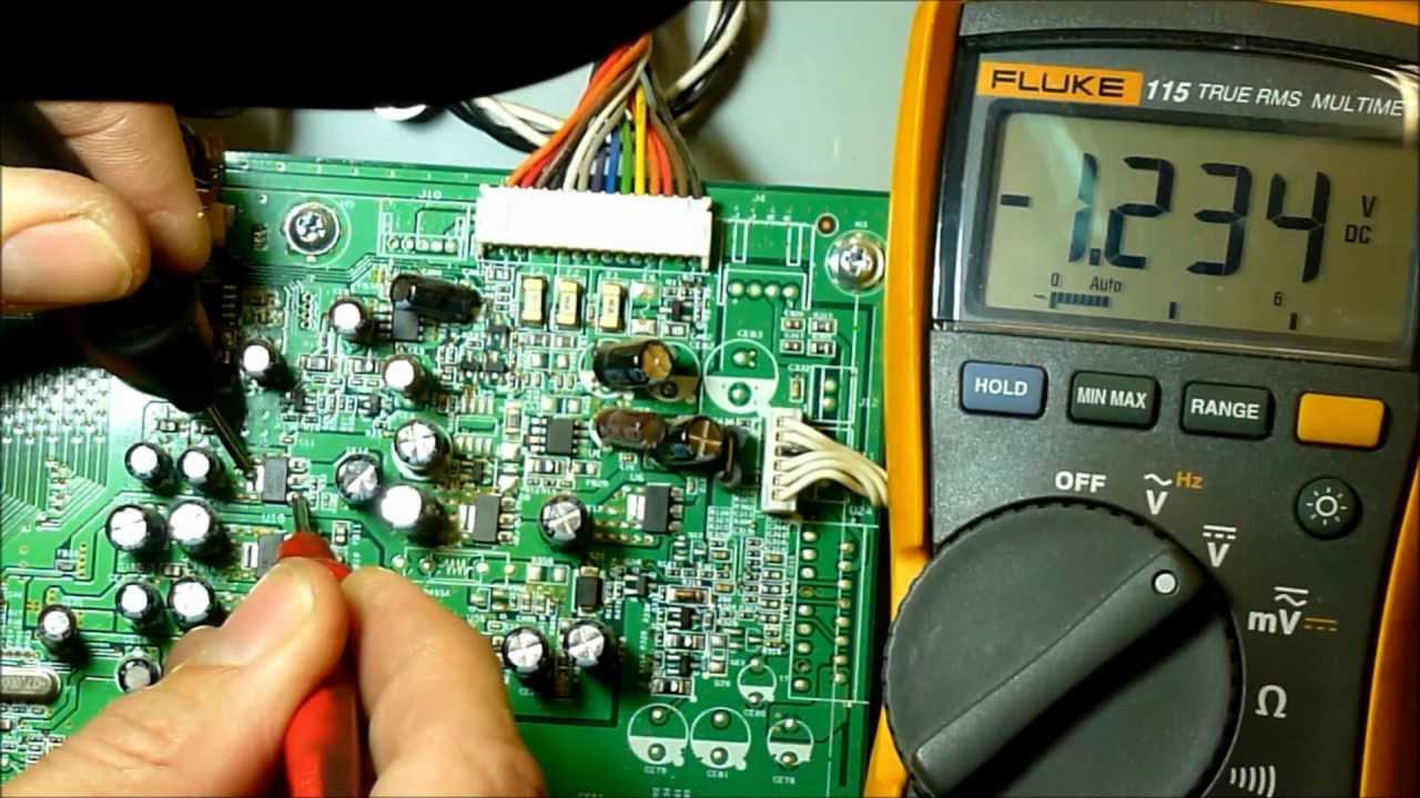 Vizio Gv42l Gv47l Fhdtv10a No Backlight No Digital Tuner