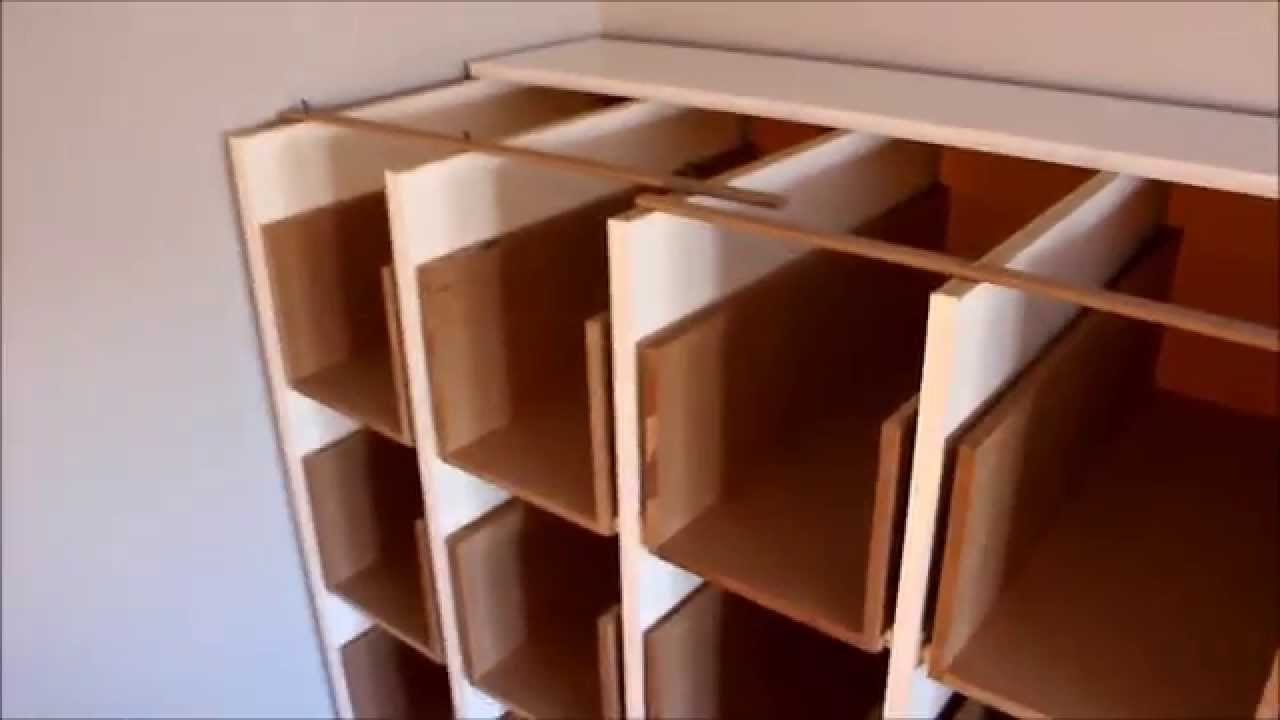 & BUILDING THE COMIC CABINET - YouTube