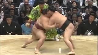 Мартовский турнир по Сумо 2013, 10-12 дни Хару Басё Осака  Haru Basho Osaka