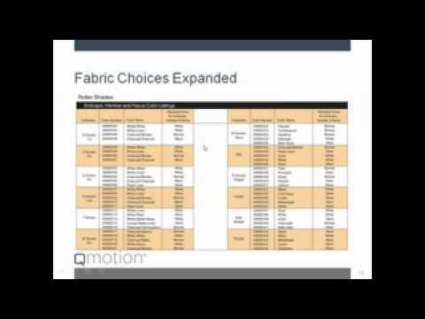 QMotion Shades New Product Webinar