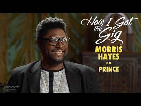 Morris Hayes on Prince | How I Got the Gig | Season 2 Episode 1