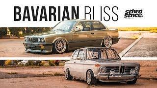 BMW E30 & 2002 X Bavarian Bliss X Southern Stance
