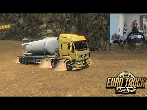 KAMIONOM PREKO EUROPE - Euro Truck Simulator 2 Ep2
