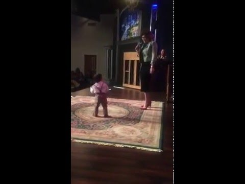 Holy Ghost Fire has my son dancing!!
