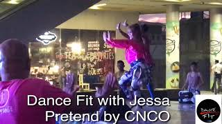 Pretend by CNCO | Dance Fit with Jessa | Zumba®