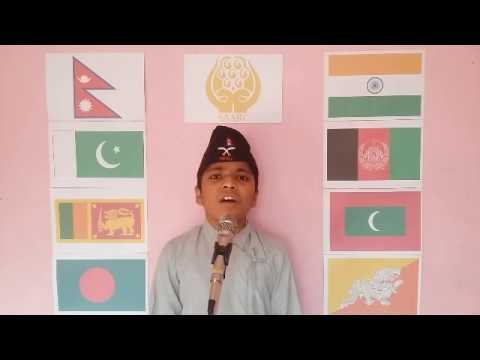 National Anthem of India, Pakistan, Bangladesh, Nepal, Afghanistan, Sri Lanka, Maldives, Bhutan