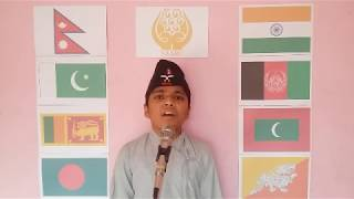 vuclip National Anthem of India, Pakistan, Bangladesh, Nepal, Afghanistan, Sri Lanka, Maldives, Bhutan