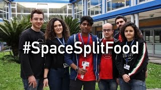 Space Split Food (SSF) - International Space Apps Challenge, Naples (Italy)