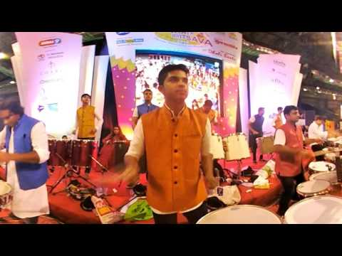 360 Video of Navratri Mahotsav, Indoor Stadium, Surat Gujarat