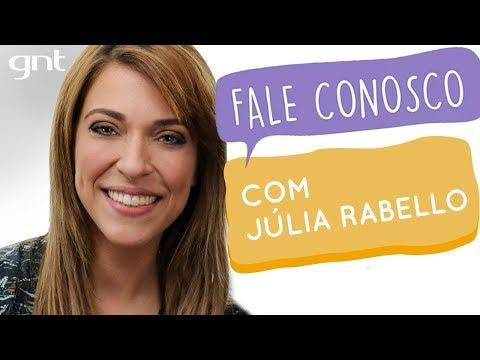 Fale Conosco com Júlia Rabello   Teaser
