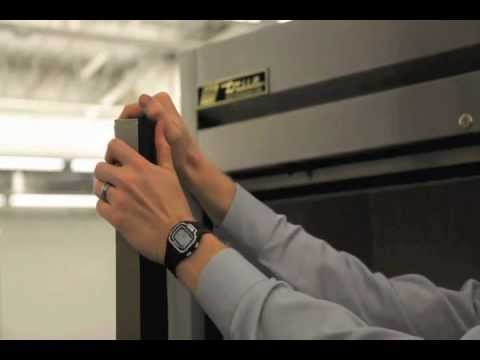 The T-49 True Reach In Refrigerator - YouTube