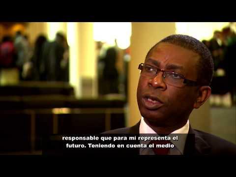 Entrevista a Youssou N'Dour / Interview avec Youssou N'Dour
