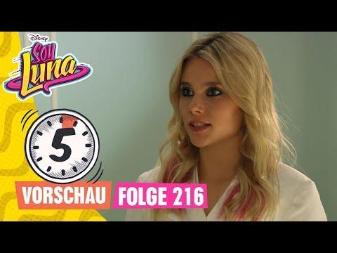 5 Minuten Vorschau - SOY LUNA Folge 216  Disney Channel