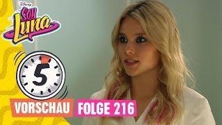 5 Minuten Vorschau - SOY LUNA Folge 216 || Disney Channel